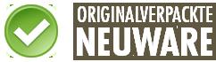 Originalverpackte Neuware